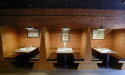 ChicagoWater Dining, Lighting Design by Beffel