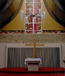 Lumen Christi Chapel Before